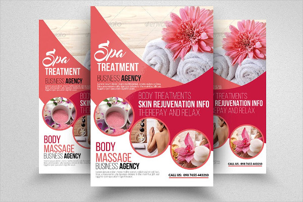 Beauty & Spa Business Agency Template