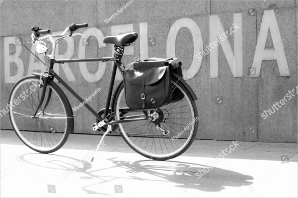 Bicycle Photography Black and White