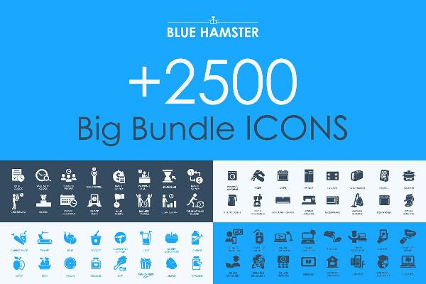 Big Library Icons Bundle
