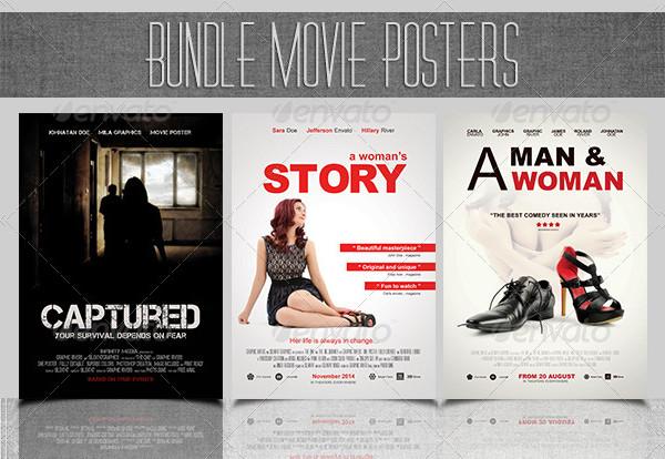 Big Movie Posters Bundle