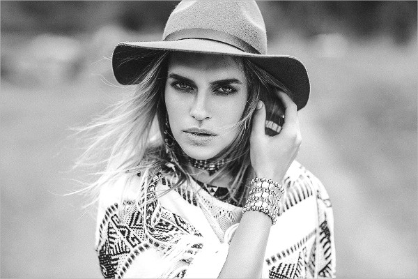 Black and White Photography Portraits