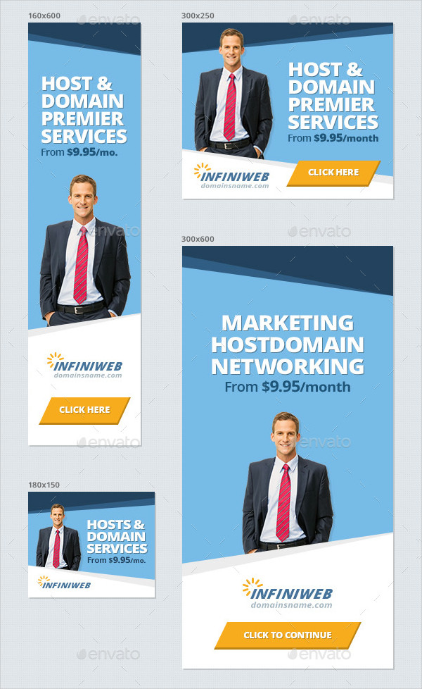 51 business banner templates free premium download business banner ad templates wajeb Image collections