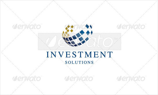 Business & Finance Logo Template