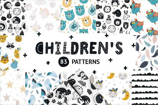 Children Clothes Patterns Bundle