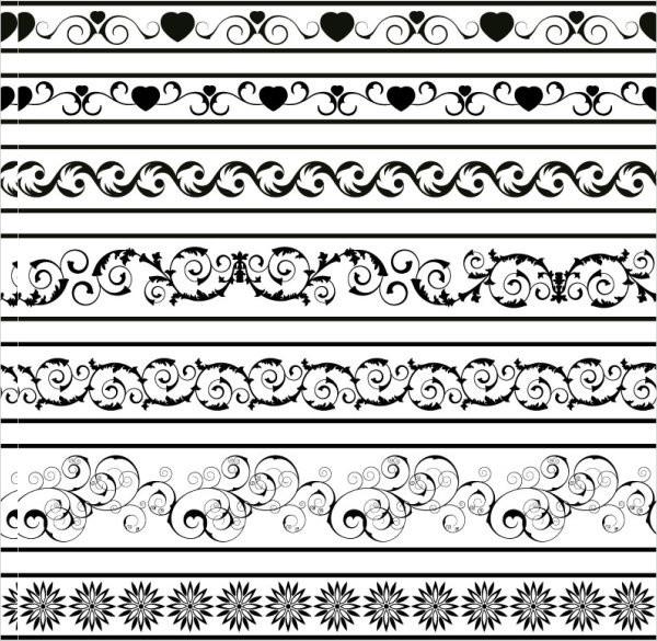 Free Classic Tattoo Pattern