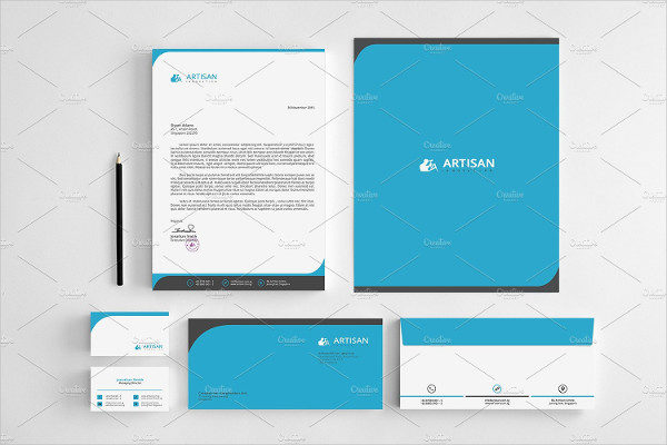 Colorful Branding Identity for Personal or Commercial Use