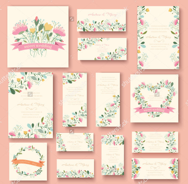 Colorful Greeting & Invitation Cards