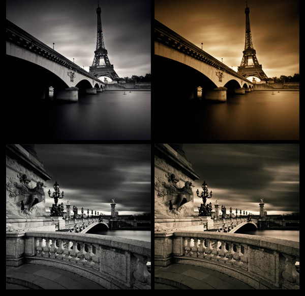 Colorize Black and White Photographies