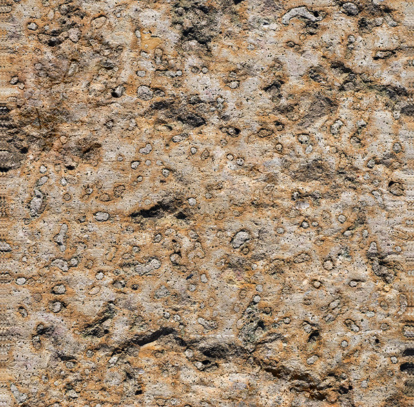 Conglomerate Stone Wall Texture