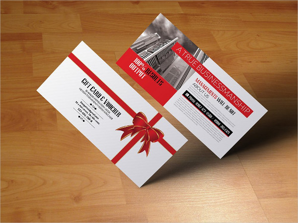 Corporate Business Gift Card & Voucher