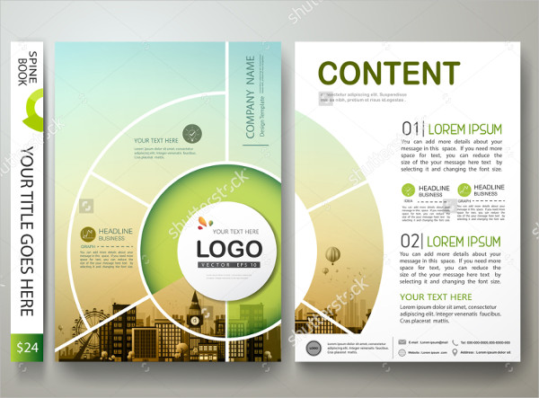 Designed Photography Vector Flyer Template