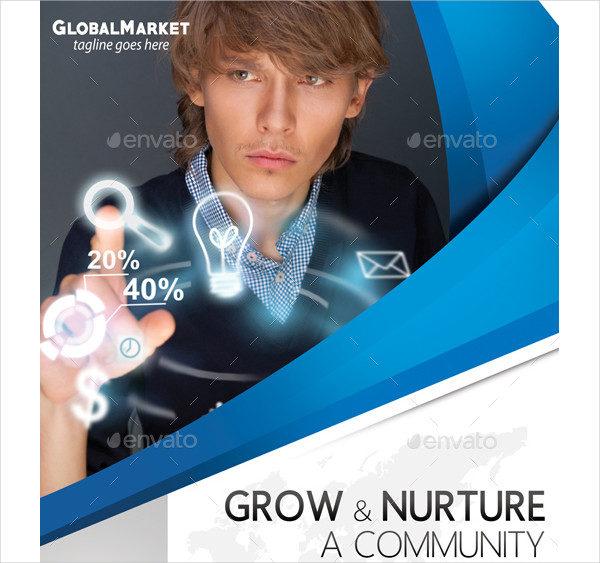 Creative Corporate Poster Template