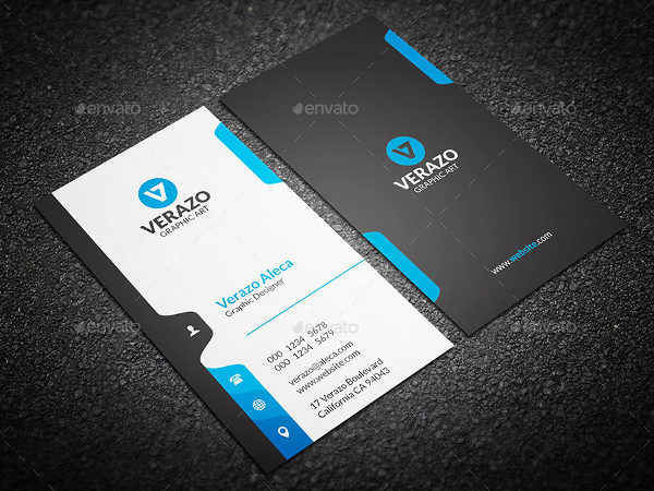 95 business card design templates free premium download creative vertical business card template accmission