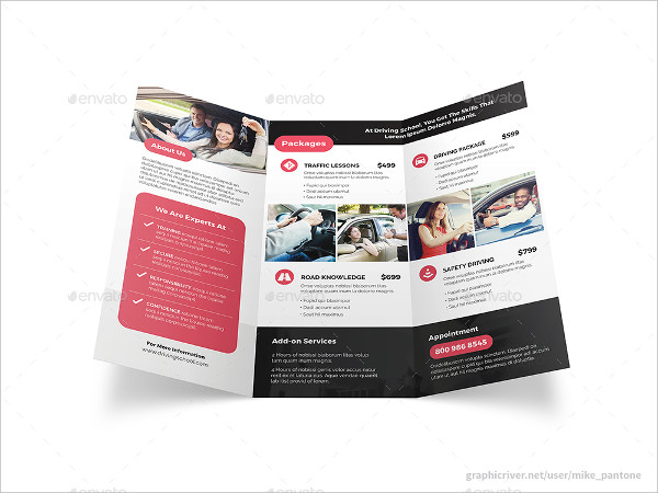 Driving School Print Bundle
