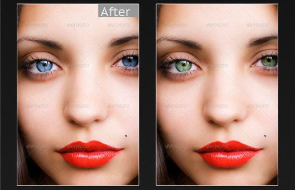 Face Enhancement Brushes for Lightroom