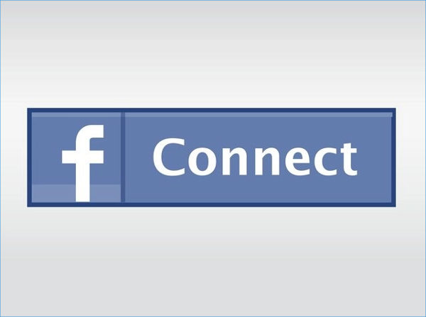 Free Download Facebook Connect Button