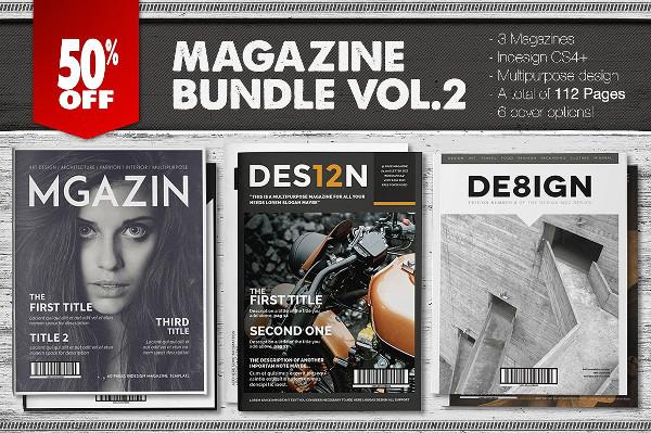 Fashion Business Magazines Bundle