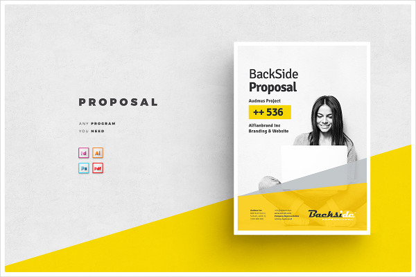 Modern Proposal Template for Corporate Business