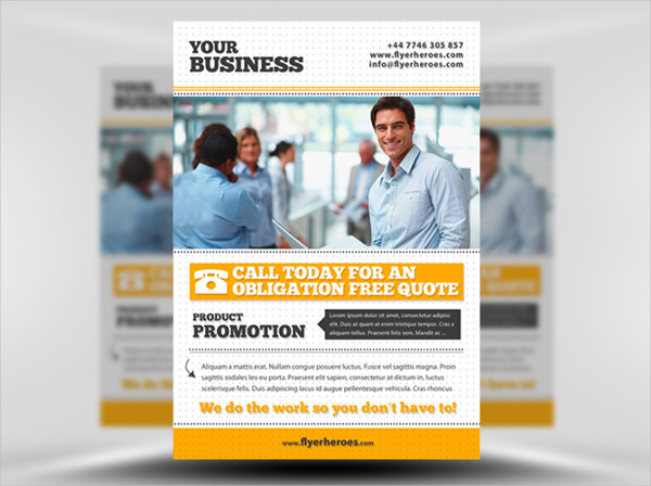 29 business flyer templates free premium download free business product promotion flyer template wajeb Choice Image