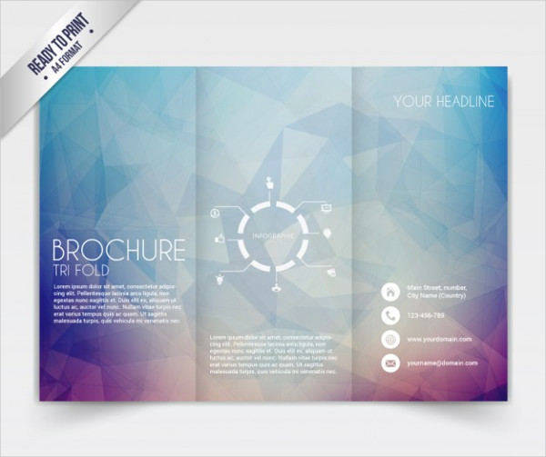 37 tri fold brochure templates free premium download