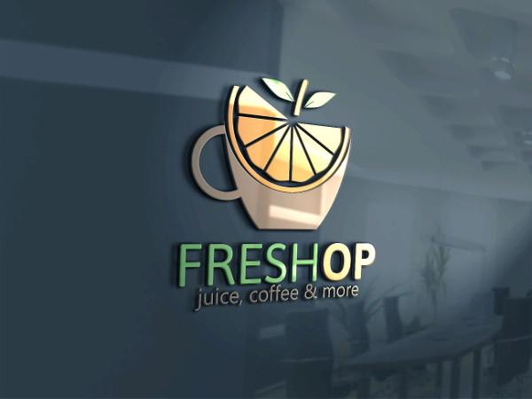 Fresh Food Logos Bundle
