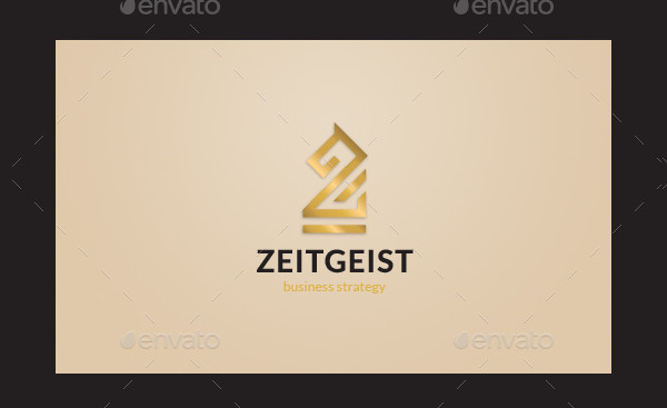 Geometric Logo Template for Business