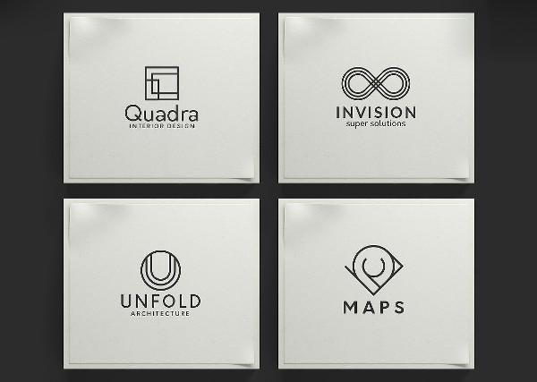 Geometric Logos Pack