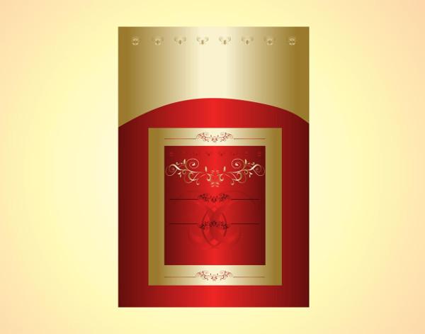 Free Glossy Wine Label Design