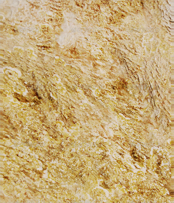Gold Natural Stone Cladding Texture
