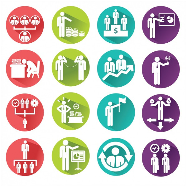 Icons for Business Free Download
