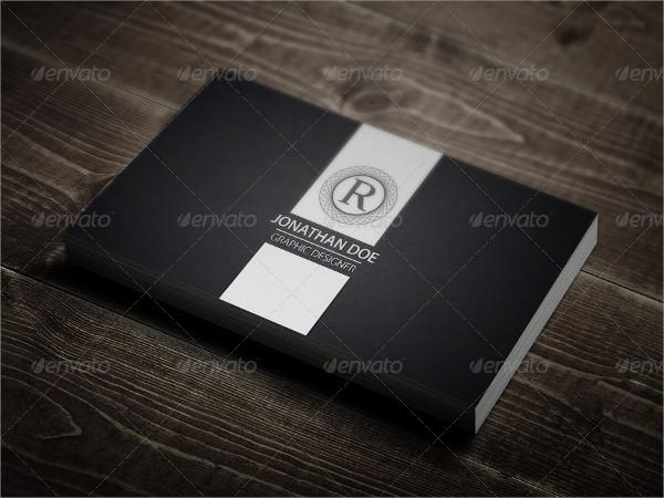 Popular Elegant Business Card Design