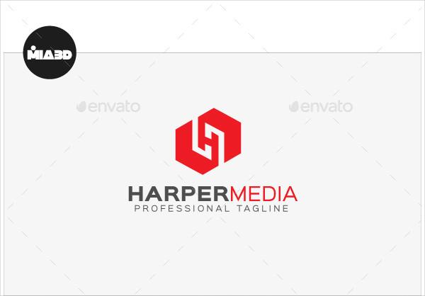 Harper Media Logo