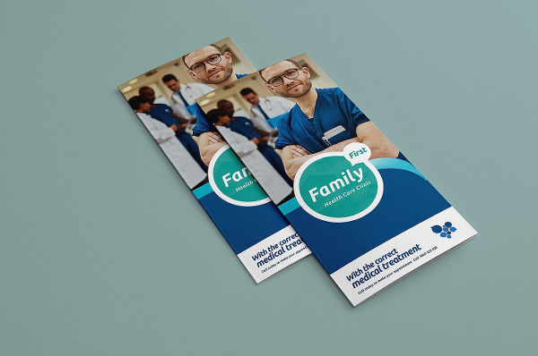 Health Care Brochure Templates Pack