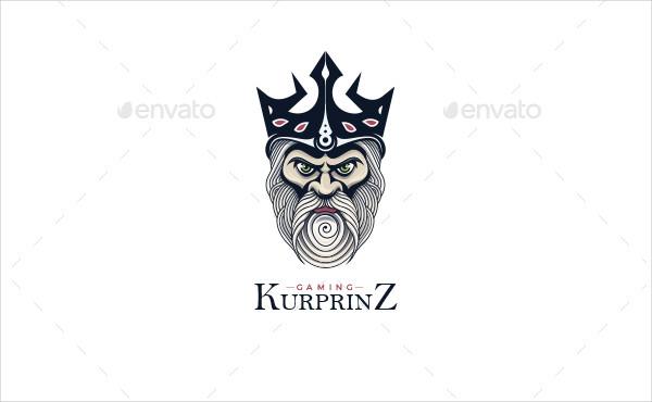 Best King Logo Template