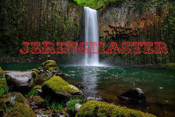 Free Download Jeringmaster Font
