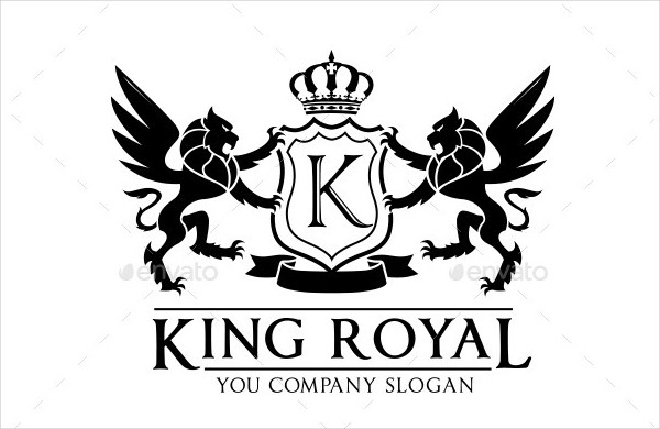 Royal Logo Design for Creative Business