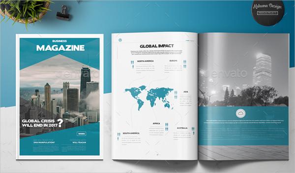 Trendy Business Magazines