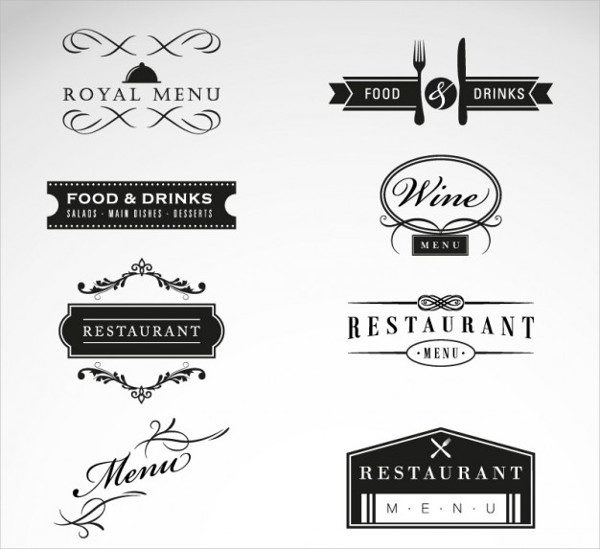 Luxury Restaurant Logos Free