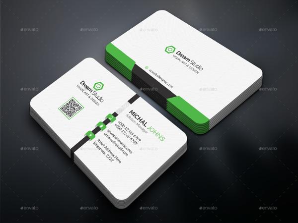 Modern Business Cards Design