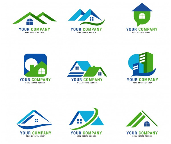 Nice Collection of Real Estate Logos Free