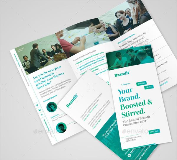 21 conference brochure templates free premium download