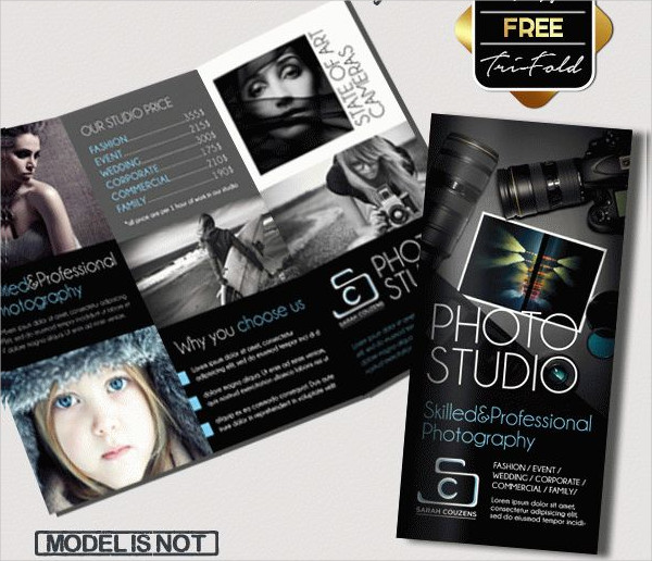 27 top photography brochure templates free premium download