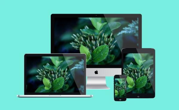 Photorealistic Free Apple Device Mockup