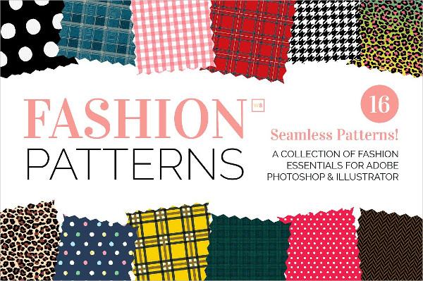 Printable Fashion Clothes Patterns