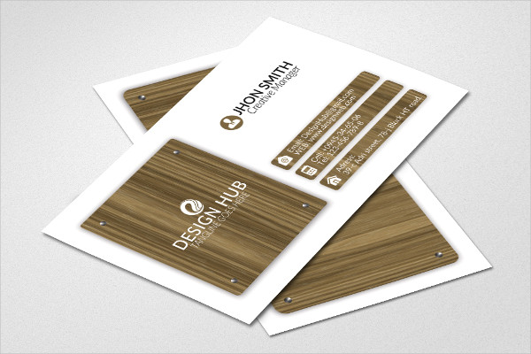 Professional Visiting Cards Template