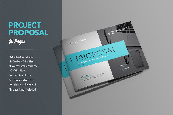 20 business proposal templates free word pdf documents download business project proposal template accmission Gallery