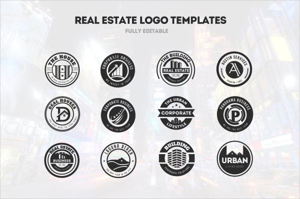 Real Estate & Business Logos