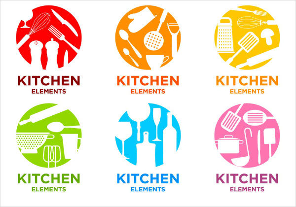 Free Restaurant Pizza Logo Vectors
