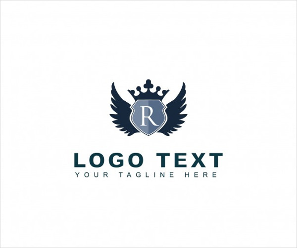 Royal Invest Logo Free Vector