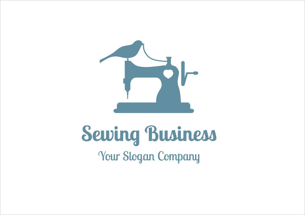 Sewing Business Logo Template